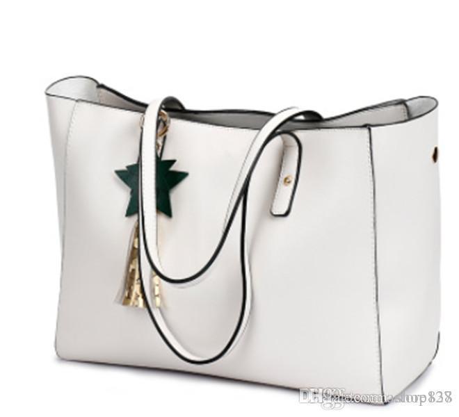 stili Borsa Famoso Designer Marchio Moda Borse in pelle Donna Tote Shoulder M Borse Lady Leather Borse Borse borsa china9
