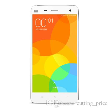 Original Xiaomi Mi4 Mi 4 4G LTE Mobile Phone Snapdragon 801 Quad Core 2GB RAM 16GB ROM Android 5.0inch FHD 13.0MP OTG Smart Cell Phone New
