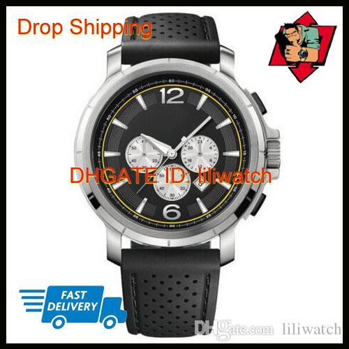 100% оригинальный Япония движение груза падения новый HB1512455 HB1512457 HB1512597 HB1512599 Hb1512630 хронограф мужские наручные часы