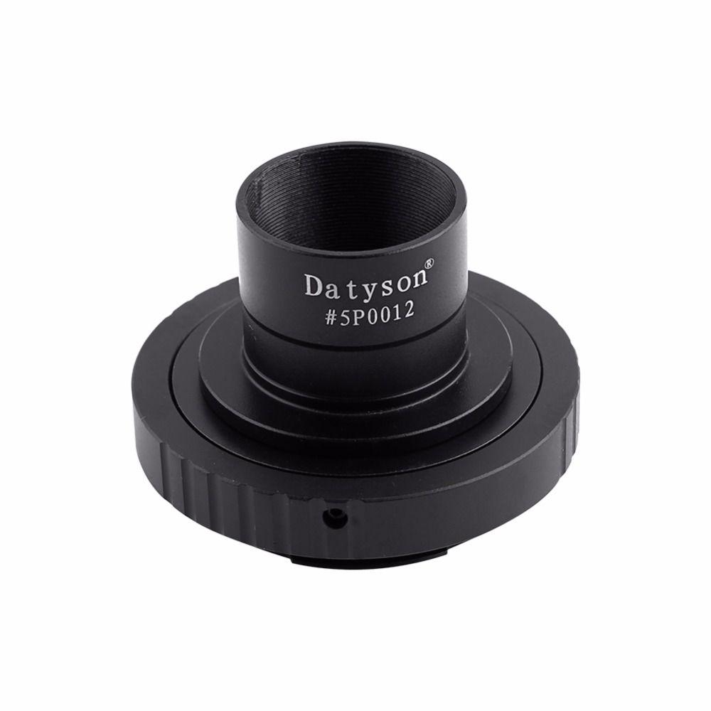 """Datyson 1.25/"""" Adaptador De Montaje Telescopio Astronómico T Anillo Uso apto para Nikon DSLR"""