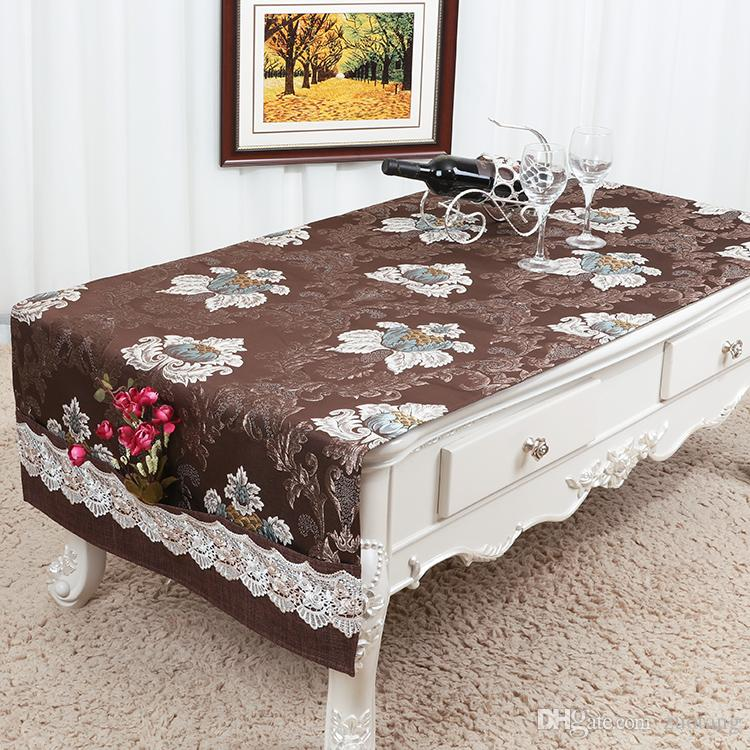 Widen Long Christmas Coffee Table Runner With Pocket Wedding Party
