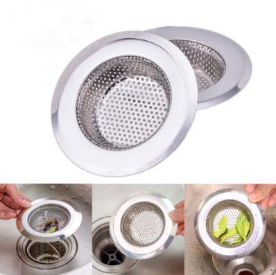 2019 Kitchen Sink Strainers Stopper Good Grip Stainless Steel Sink Strainer  Kitchen Strainer Basket Waste Strainer CCA9743 From Liangjingjing_watch, ...