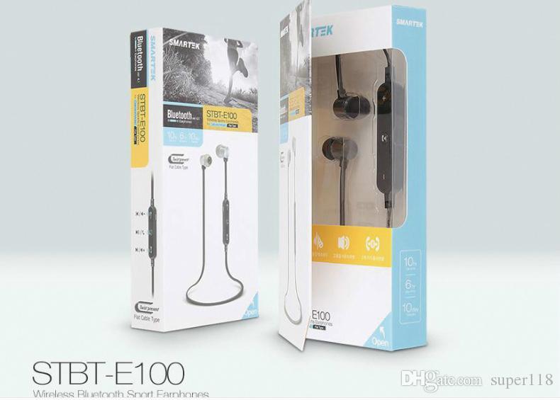 Enjoy / DIKS S9 спортивная Bluetooth-гарнитура с беспроводным управлением бинауральные уши с прокалывающим ухо яблоком