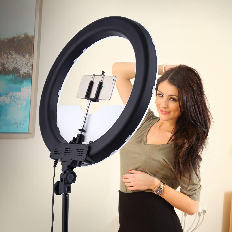 Ring Light Makeup | Saubhaya Makeup