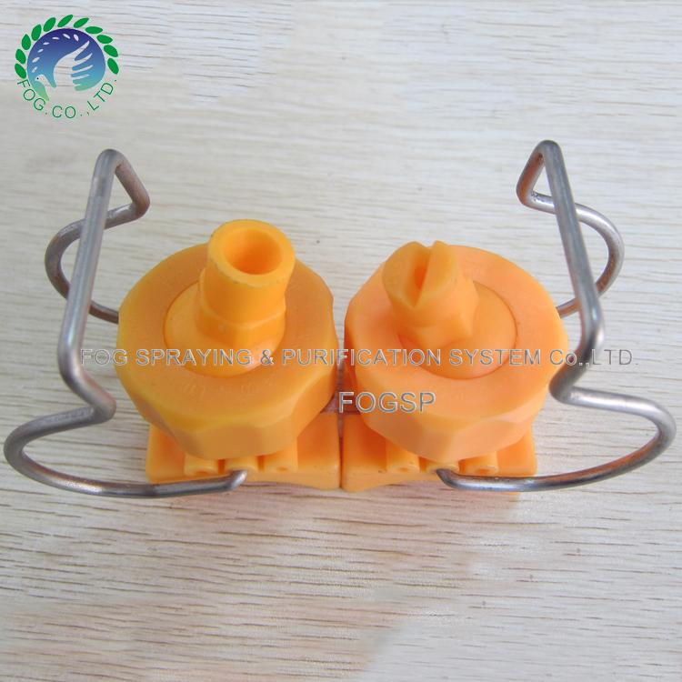 Трубный распылительный наконечник, универсальный шаровой шарнир для обработки поверхности, Регулируемые зажимные распылительные наконечники, производитель