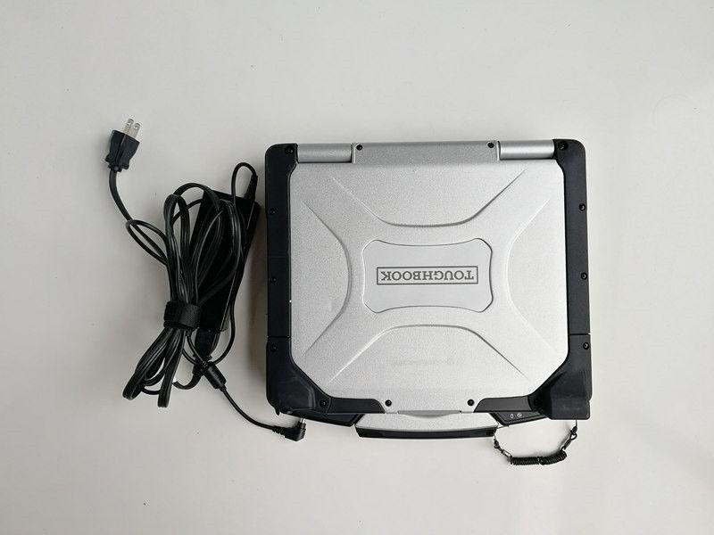 2019 노트북 사용 CF30 고품질 퍼포먼스 Toughbook CF 30 무료 배송을위한 하드 디스크없는 초침 노트북