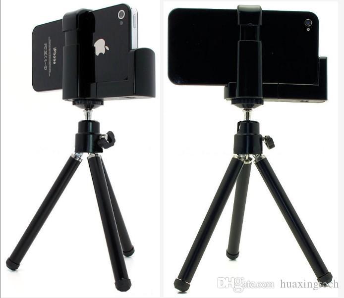 Flexibel drehbarer Stativhalter für iPhone Kamera Handy PDA
