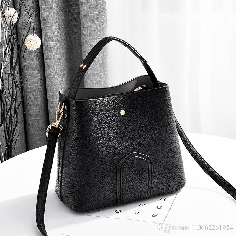 fashion special discount variety of designs and colors Designer Handbags Shoulder Strap Purse Shoulder Bag For Women Black Purses  And Handbags Totes For Women Hobo Leather Ladies Bags Leather Purses From  ...