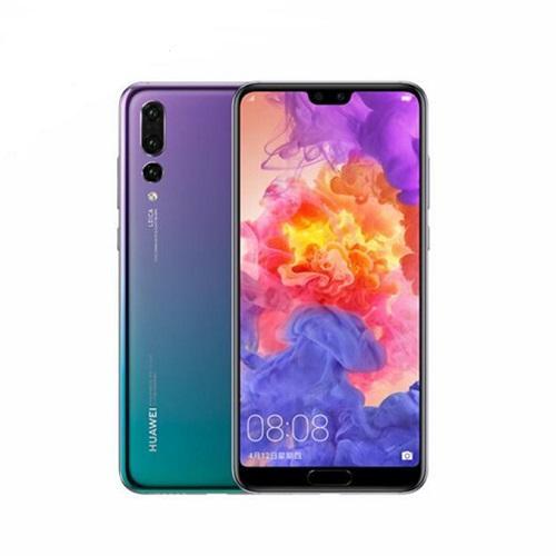 Huawei P20 Pro Lycra Three Face Recognition Fingerprint Разблокировка 6.1-дюймового экрана телефона