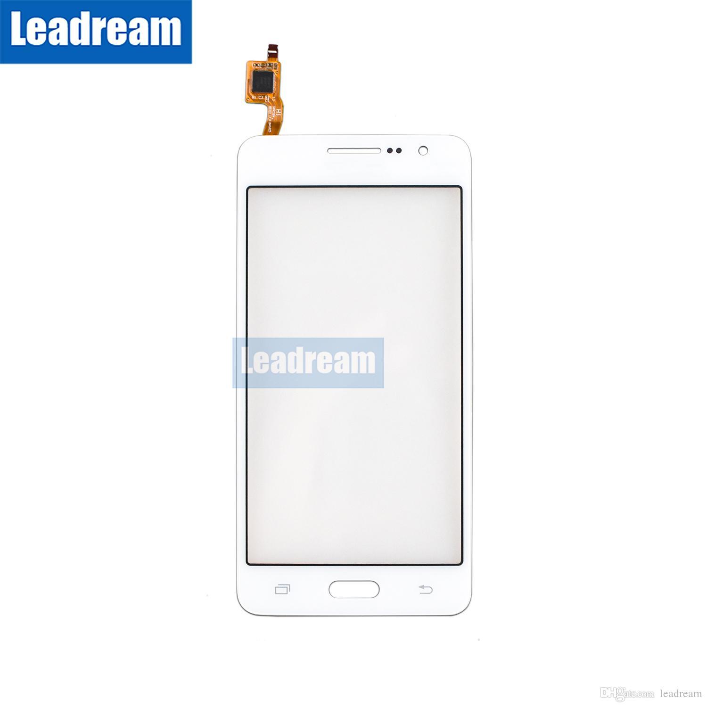 Samsung Galaxy Grand Başbakan G531 G530 Için orijinal Dokunmatik Ekran Dokunmatik Panel Sayısallaştırıcı Sensörü Cam Lens Yedek Parçalar Ücr ...