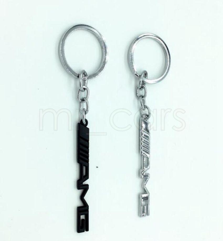 مفتاح حامل السيارات سيارة التصميم سيارة حلقة رئيسية مفتاح سلسلة AMG شارة شعارات السيارات لمرسيدس بنز A45 SLS AMG GGA521