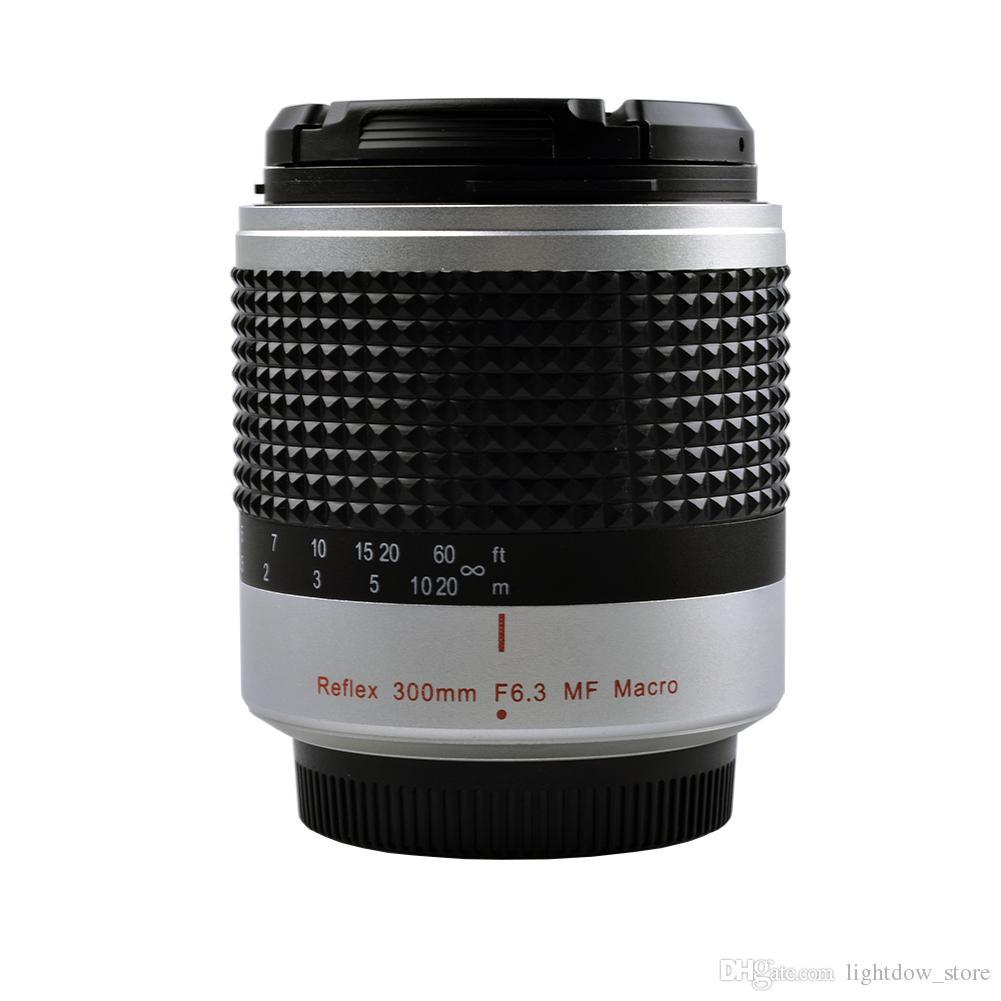 300mm F6.3 Mirror Telephoto lens for Sony E Mount A9 A7R A7S A7 NEX-7 NEX-6 NEX-5 A6500 A6300 /3 Panasonic Olympus Cameras