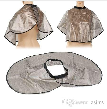 YWF новая коллекция краска для волос антистатический шампунь Шаль мода складной резки Мыс для салона водонепроницаемый стрижка аксессуары