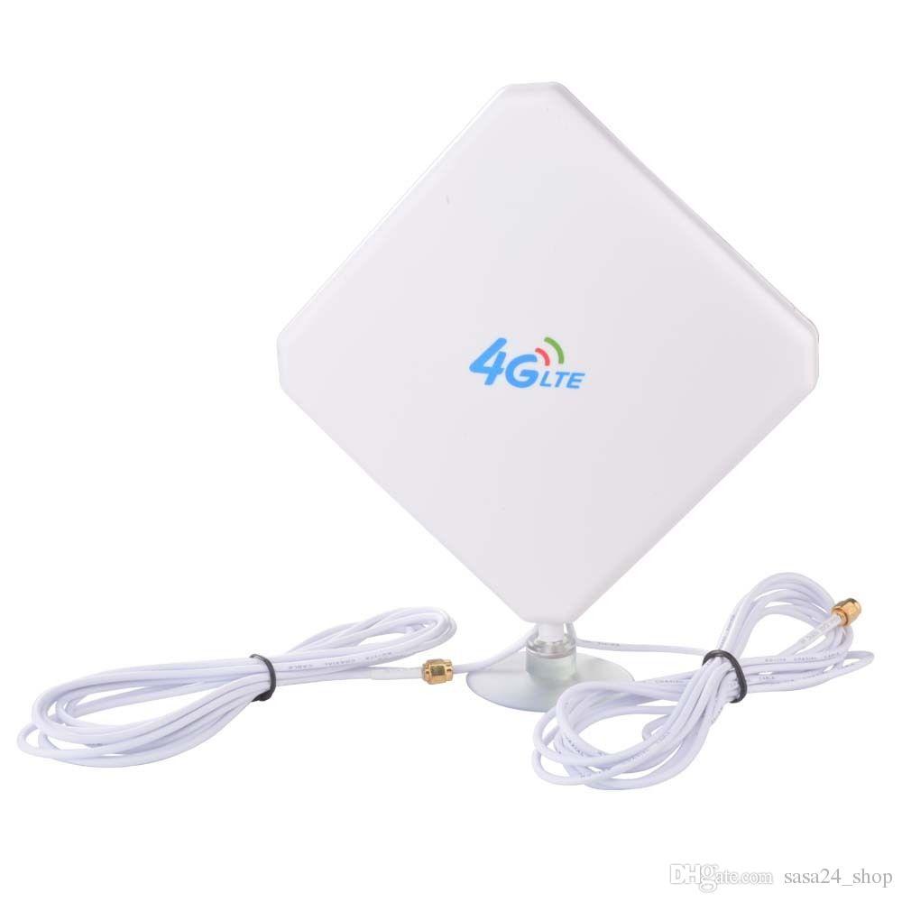 Antena de sinal de longo alcance Huawei B525 35dBi 3G / 4G LTE (router não incluído)