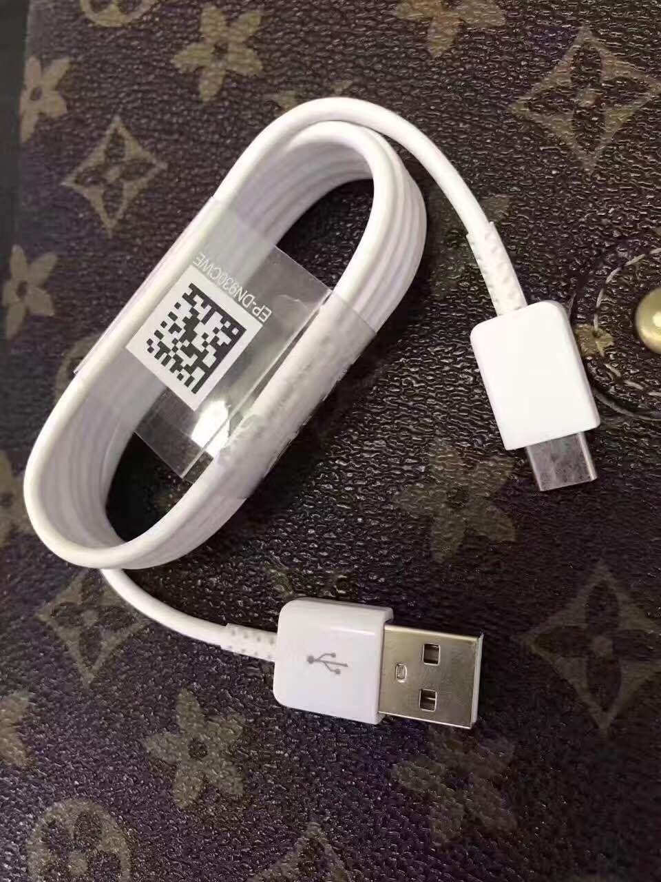 Быстрая зарядка 1M 3FT S8 Type-C кабель 2A USB Micro зарядное устройство Кабель для передачи данных для Samsung S8 край Note8 Huawei Google и т. Д.
