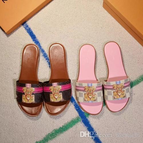 Yüksek kaliteli moda plaj terlikleri, rahat ve konforlu plaj ayakkabıları, lüks tasarımcı boyutu 35-41
