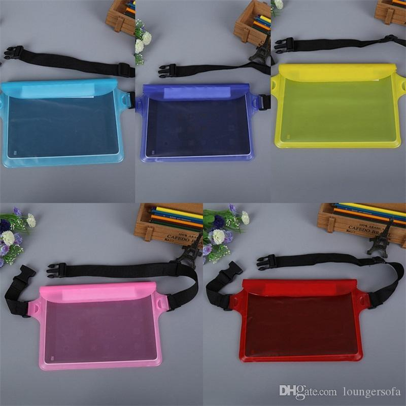 Sports Outdoor Waist Bags Waterproof Pouch Dry Bag Case With Waist Shoulder Strap Pack Camping Climbing Hiking 3 3hc dd