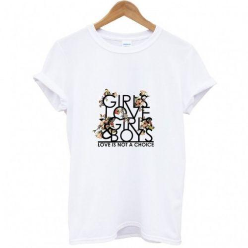 779c9d338 Girls Love Girls And Boys Panic At The Disco T Shirt Fun Cases Funny ...