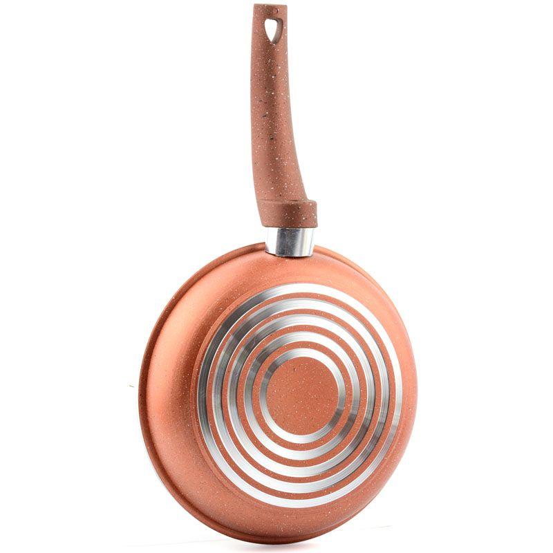 """Non -Stick Egg Crêpe Gâteau Pan Frites 8 .5 """"Poêle Avec Grip Résistant À La Chaleur Gaz Cuisinière Lave-vaisselle Outils de cuisson"""