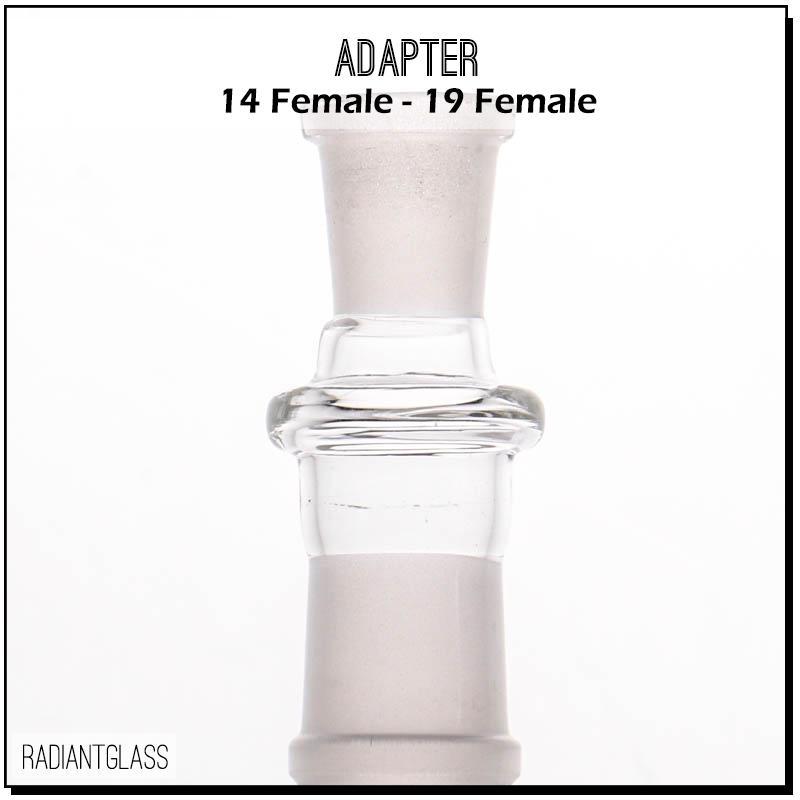 Standardowy konwerter adaptera Przymocuj różne akcesoria do solidnej akcesoriów olejek ze szkła zespołowego 14mm