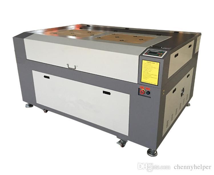 حار بيع آلة القطع بالليزر الخشب 1610 آلة القطع بالليزر غير الجهازية
