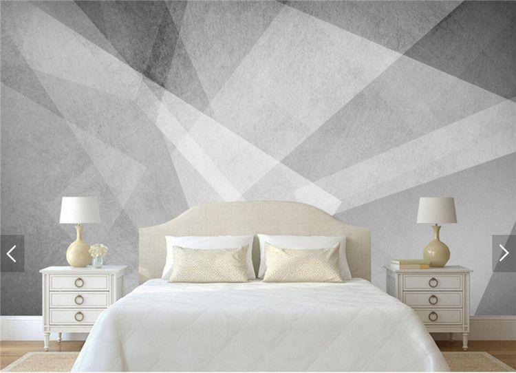 Acheter 3d Nouveauté Des Motifs Géométriques Abstraites Fonds Décran Murale Pour Le Salon Accueil Mur Art Decor Photo Papier Peint Taille