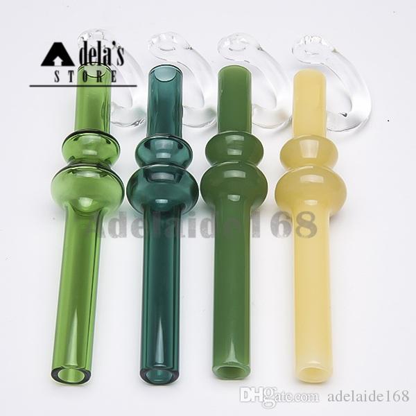 Масляные трубы горелки Цветные дымовые стеклянные водяные трубы Bubbler Pyrex отличная трубка