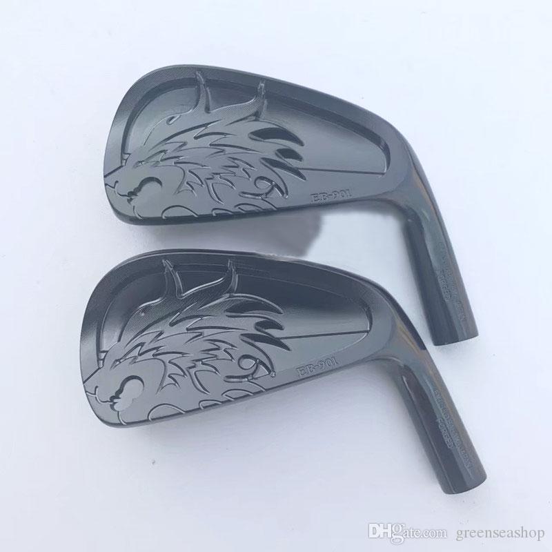 Yeni Golf kafa Bahama BB-901 yüksek kaliteli ütüler kafa 4-9 P gümüş renk Golf kulüpleri başkanı Ücretsiz kargo