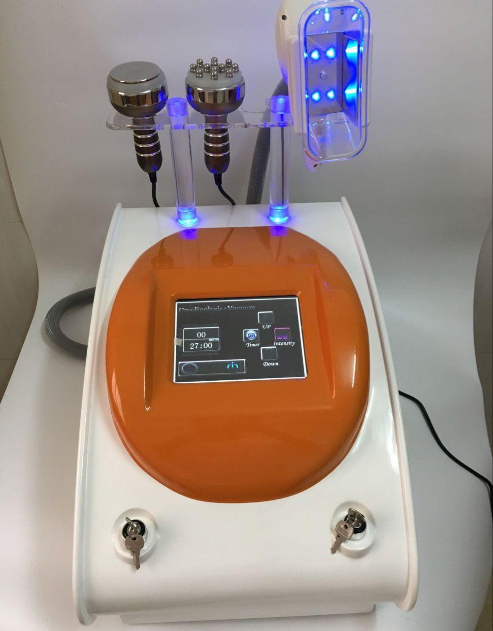 Machine de congélation de corps frais de haute qualité grosse machine de congélation perte de poids de cavitation machine