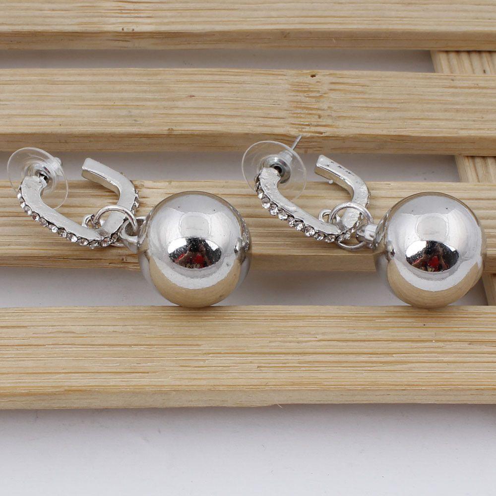 5 Стиль Женщины 14 К Позолоченные 16 мм барокко морские раковины жемчуг серьги Ювелирные Изделия