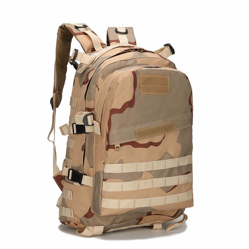 Fashion 3P camouflage multi-function 40L Waterproof men's backpack school bag male travel bag men backpacks E411