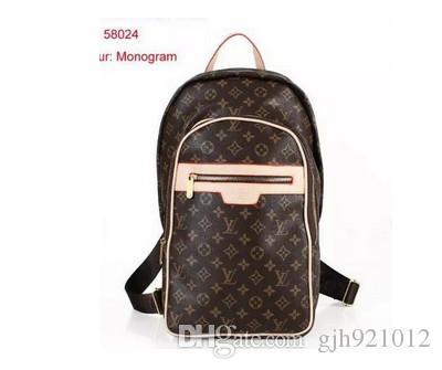 2018 Europa America stile zaino classico studente borsa moda borsa a tracolla uomo donna borsa da viaggio pochette borsa di lusso crossbody tote