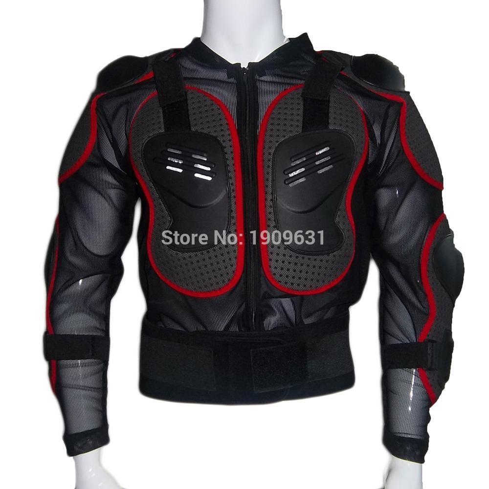 Profesyonel Motosiklet Ceket Motor Çapraz Spor koruyucu spor Vücut Koruyucu motosiklet vücut zırh