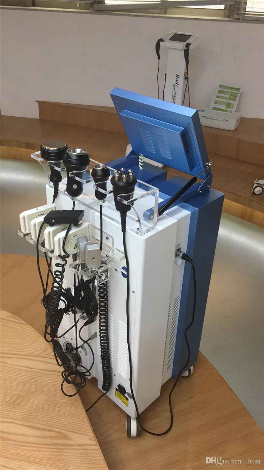 Горячая продажа домашнего использования и салон профессионального 5 в 1 650нм липо лазер тела похудения машина / ls650 для потери веса похудения машины