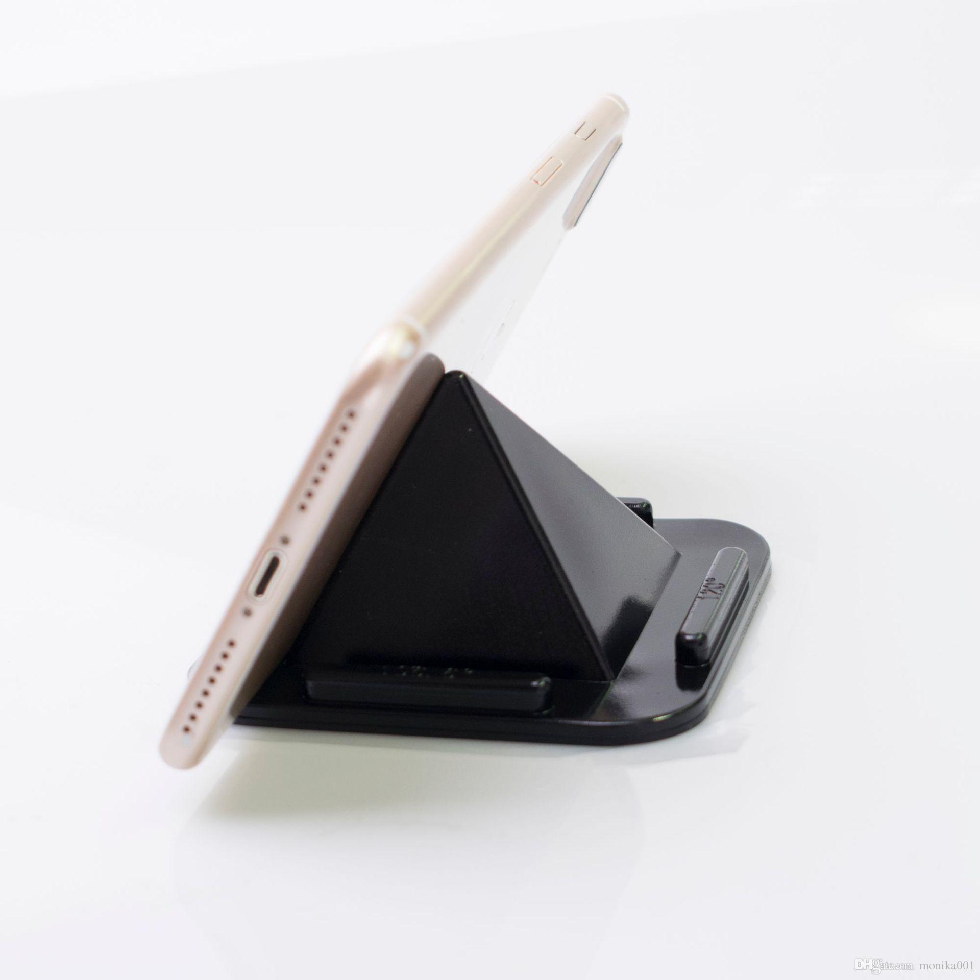Оптовая держатель мобильного телефона Multi-угол автомобильный телефон поддержка сильной вязкой воды промывают нанометр scarless мобильный телефон стенд