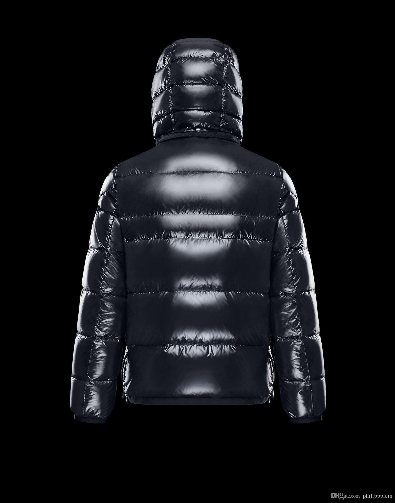 Acheter 2019 NOUVEAU! Avec Le Prix De Gros Top Marque Hommes DECROUX Vers Le Bas Veste Hoodies Fourrure À La Mode Manteaux D'hiver Chaud Parka