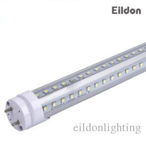 T8 LED Tüpler Işıklar 5ft G13 40W Shenzhen Çin Fabrikası'ndan 3600LM AC85-265V PF0.95 5000K 5500K 240LEDs 2835SMD Ampüller Lambalar Doğrudan V Şeklinde
