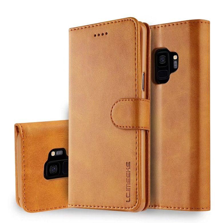 Para iPhone 11 Pro X XS Max XR 8 7 Plus Gold Luxo patente couro Carteira Case para Galaxy S20 S10 Além disso Nota 10 9 Marcas Virar Capa