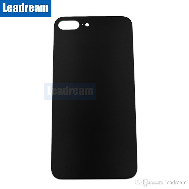 20 PCS Pour iPhone 8 Plus X Verre Arrière Complet Logement Arrière Batterie Porte Couvercle De La Batterie avec Adhésif Autocollant DHL gratuit