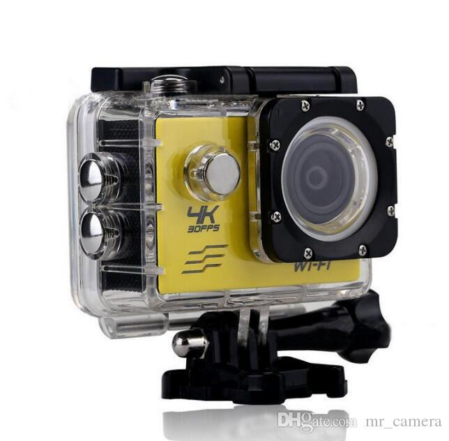 Diving camera waterproof DV camera 2 inch screen WiFi