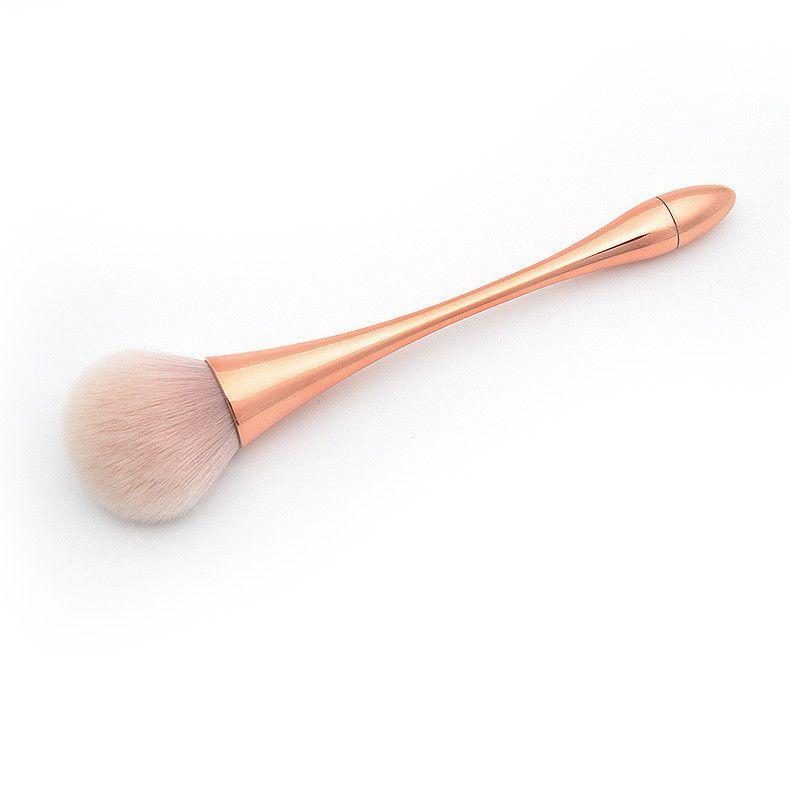 Simple Fondation Brosses Beauté Maquillage Outil Gouttes D'eau Petite Jolie Taille-haute En forme de coupe Brosse De Maquillage BR029