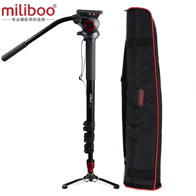 MTT705B portable al por mayor de fibra de carbono trípode Monopod para ProfessionalCamera videocámara / vídeo / soporte DSLR, a mitad de precio de Manfrotto