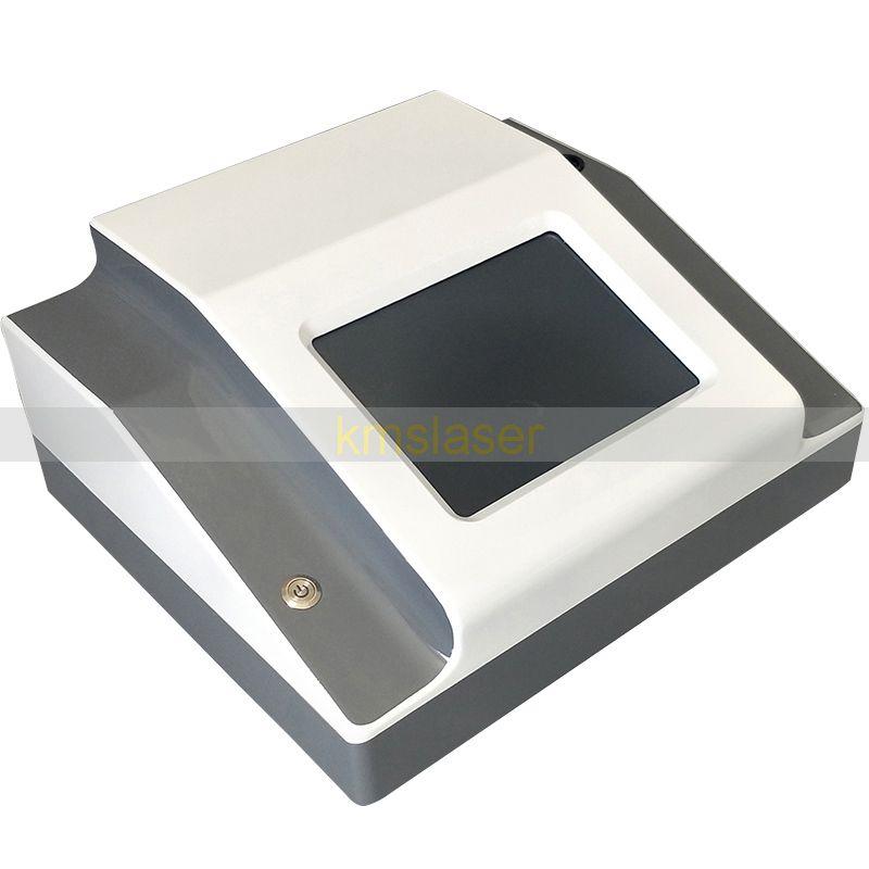 980nm diodo laser 0.2mm 0.5mm 1mm 2mm 3mm 5 spot size touch screen 980nm diodo laser vascolare vaso sanguigno spider vena macchina di rimozione