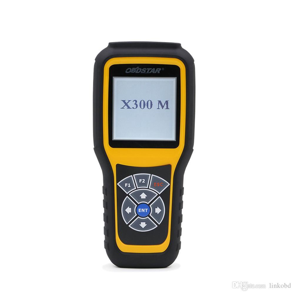 OBDSTAR X300M OBDII Entfernungsmesser-Einstellfunktion Kilometer-Korrektur-Diagnose-Tool-Update online durch TF-Karte