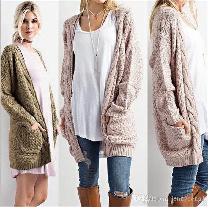 Las niñas de moda abrigos caen ropa caliente vendiendo ropa de boutique de color sólido de las mujeres infantiles