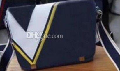 Бесплатная доставка натуральная кожа AS'Cu мужская одно плечо район сумка 2 цвета натуральная кожа дизайнер бренда мужчины портфель сумки..