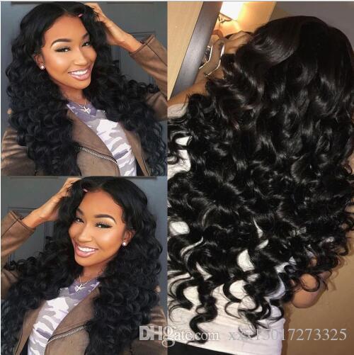 Deep Wave Bundles With Closure Human hair bundles With Closure Brazilian Virgin Hair Weave Bundle With closure Hair Wefts