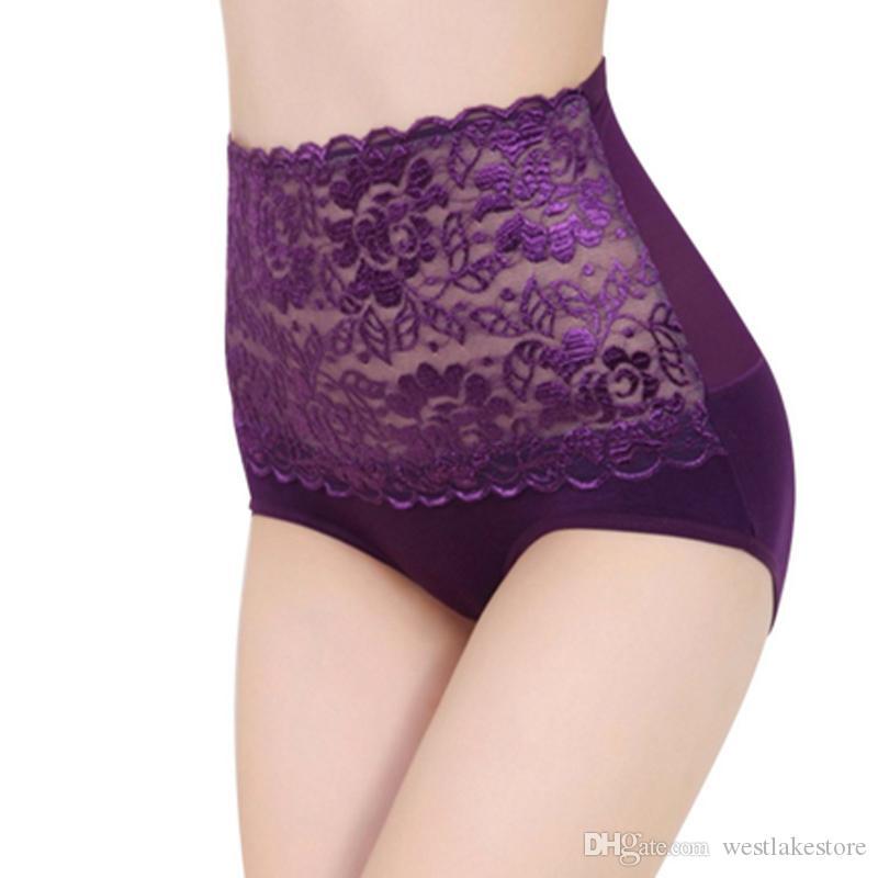 Sexy Roupa interior emagrecimento calças cintura corpo Shaper Briefs Cuecas Tummy Controle Cuecas