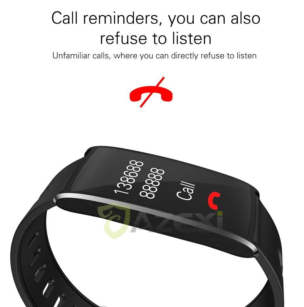 2eaf7eedc89d Precio Reloj Inteligente N68 Pulsera Inteligente Cámara Ritmo Cardíaco  Presión Arterial / Oxígeno Control Del Sueño Control Remoto Superar Smart  ...