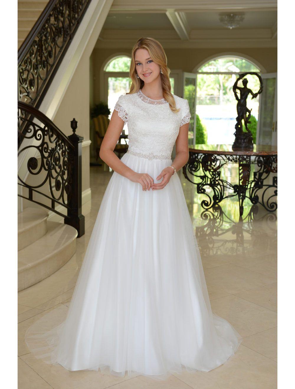 Großzügig Bescheidene Hochzeitskleider Utah Ideen - Brautkleider ...